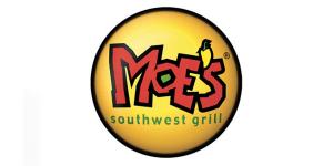 Moe's Southwest Grill, Client Logo, Liquid Video Technologies, Greenville, South Carolina